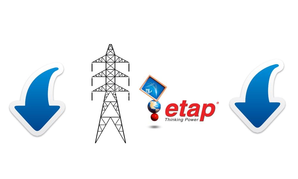 دانلود نرم افزار ETAP