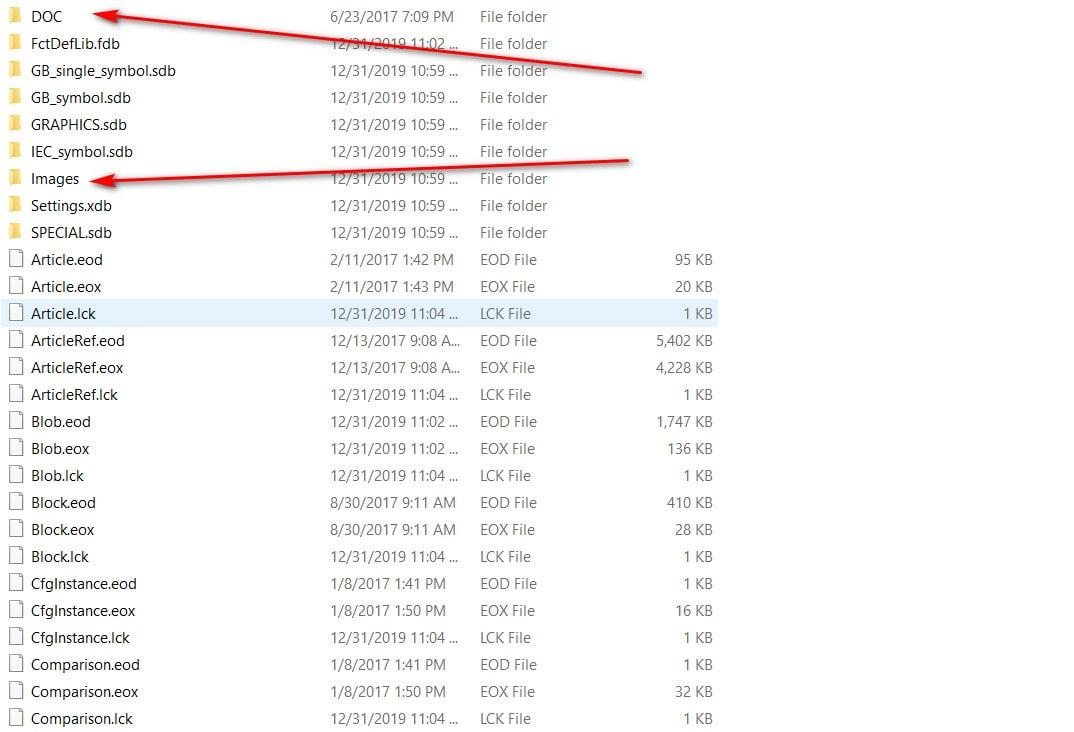 ایمیل کردن فایل eplan